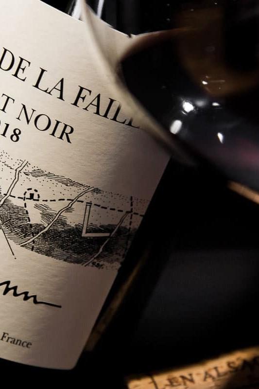Albert Mann - Pinot noir - Partez à la découverte des plus grands vins d'Alsace sous forme de parcours dégustation (Winetasting) ludiques et personnalisés, Le Caveau à Colmar !
