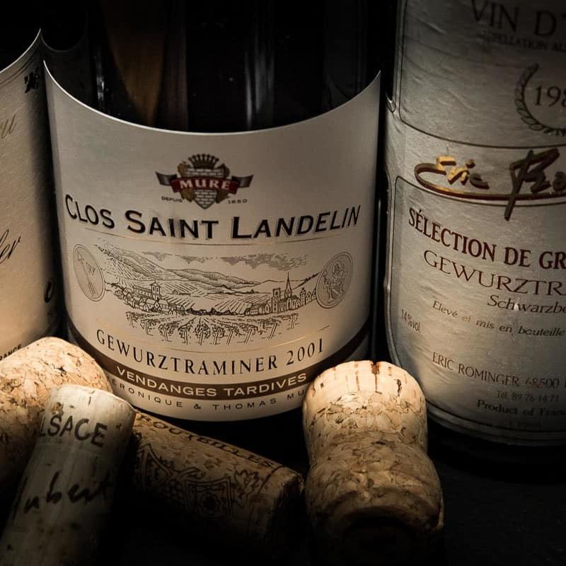 Clos Saint Landelin - Partez à la découverte des plus grands vins d'Alsace sous forme de parcours dégustation (Winetasting) ludiques et personnalisés, Le Caveau à Colmar !
