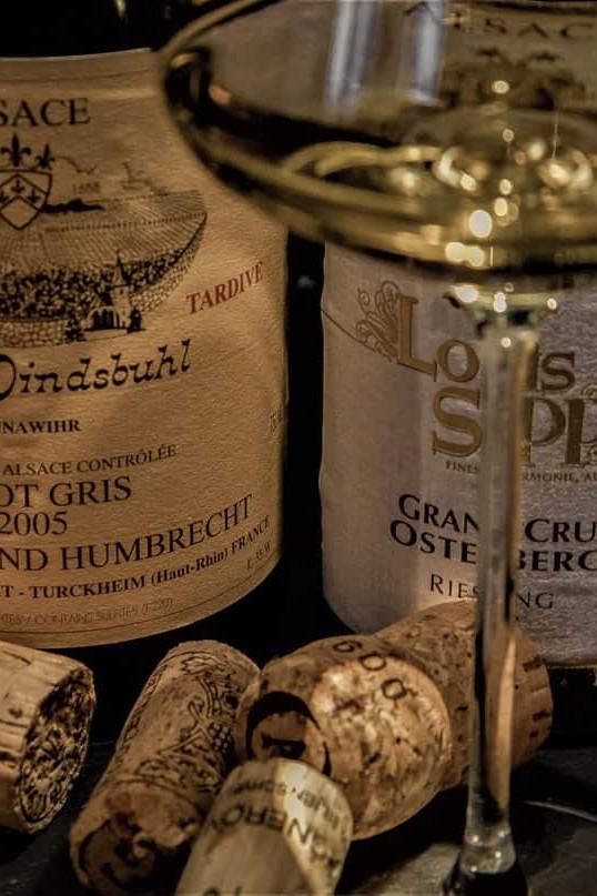 Clos Windsbuhl - Partez à la découverte des plus grands vins d'Alsace sous forme de parcours dégustation (Winetasting) ludiques et personnalisés, Le Caveau à Colmar !