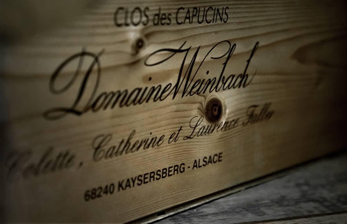 Le Clos des Capucins - Domaine Weinbach - Le Clos des Capucins - Domaine Weinbach