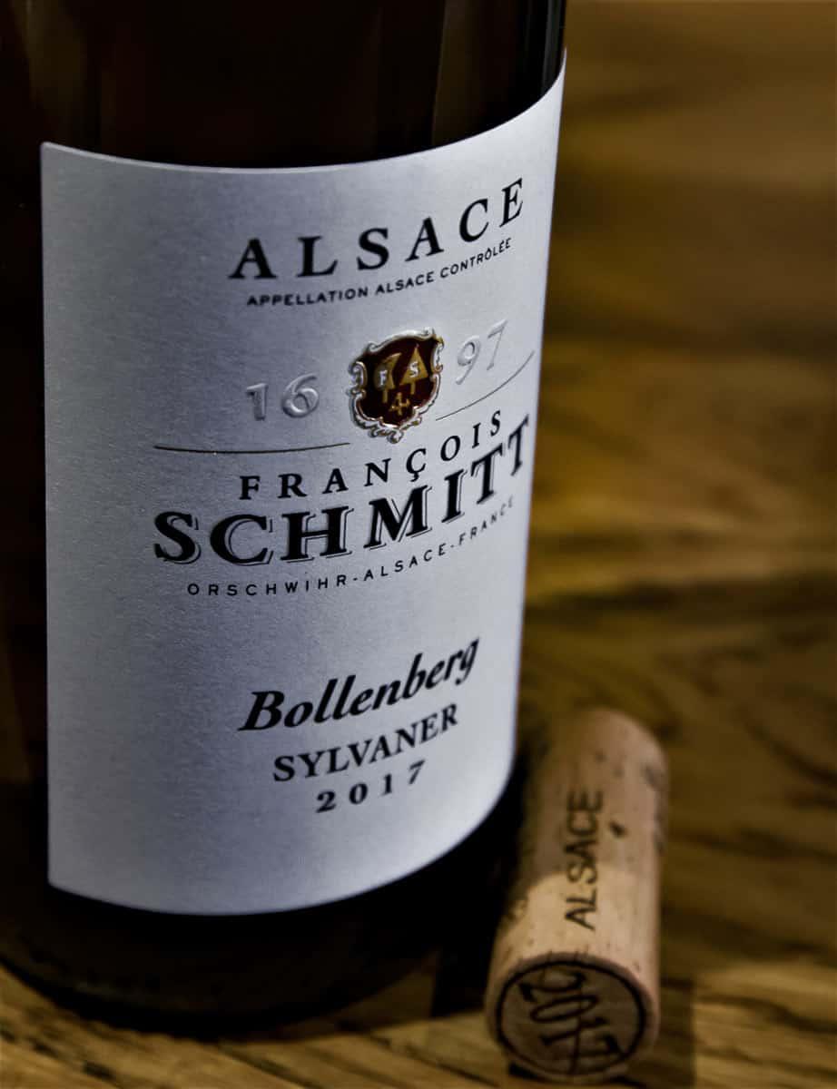 Dégustation sylvaner Bollenberg - François Schmitt - Partez à la découverte des plus grands vins d'Alsace sous forme de parcours dégustation (Winetasting) ludiques et personnalisés, Le Caveau à Colmar !
