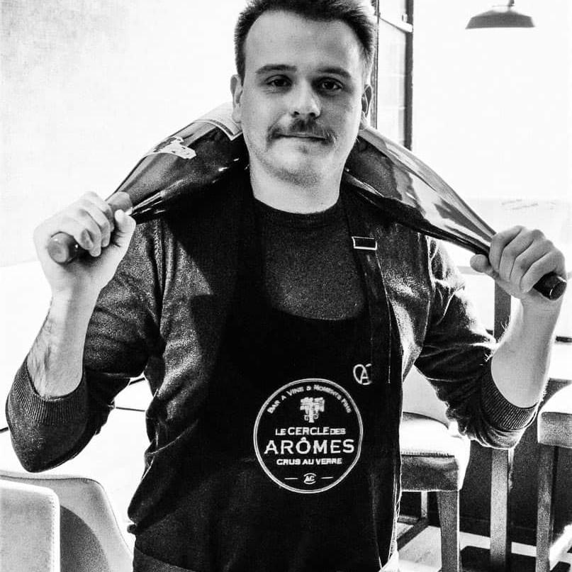 Antoine Castillon - Partez à la découverte des plus grands vins d'Alsace sous forme de parcours dégustation (Winetasting) ludiques et personnalisés, Le Caveau à Colmar !